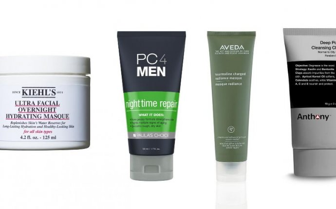 9 No-Frills Men s Masks For Every Skin Type