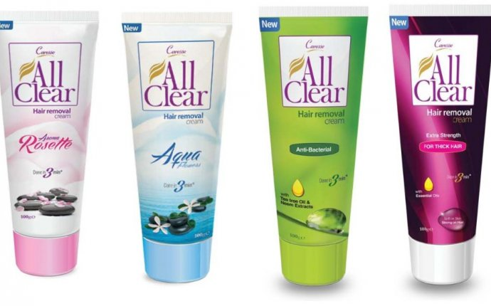 All Clear Hair Removal Cream - Buy Hair Removing Product on
