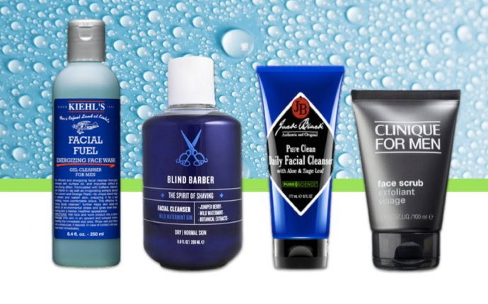 Best Face Wash for Men 2017 (& Women Who Love Them) - Top Face Scrubs