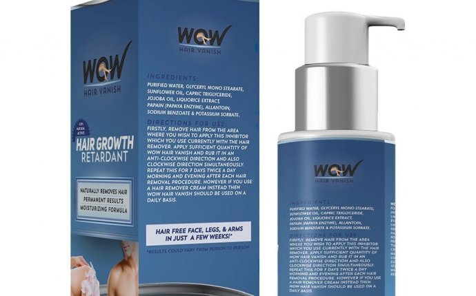 Best Home Laser in India: Wow Hair Vanish : Ingredients, Price