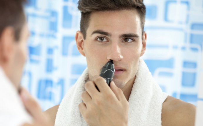 How To Trim Nose Hair - AskMen