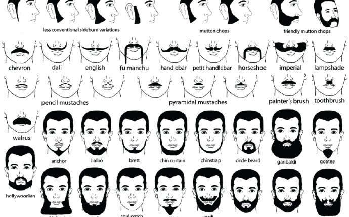 Men s Style Column: Facial Hair | Columns, Magazines and Hair