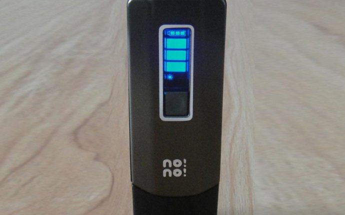 NONO Pro3 Pro5 Chrome Hair Removal No!no! Hair Pro5 Brand New NoNo
