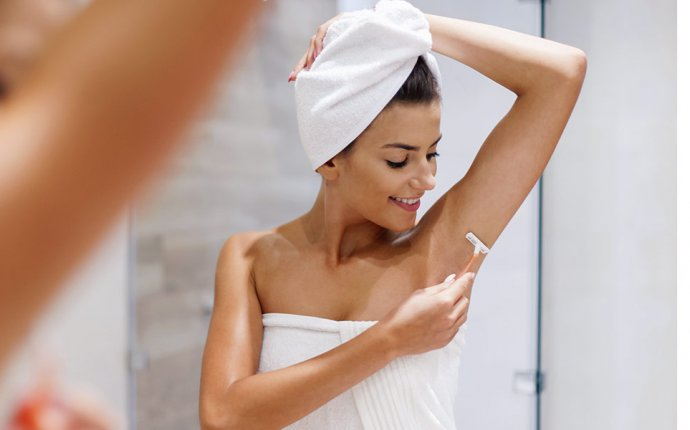 Smooth Under Arms And Hair Removal Techniques