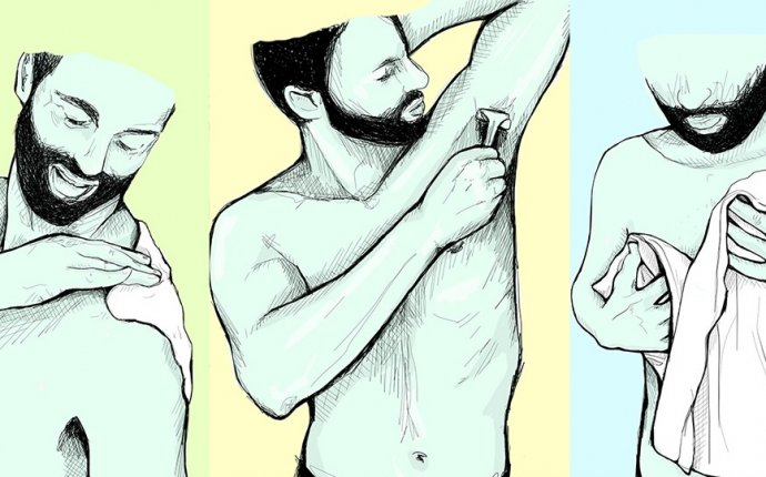 Lose Body Hair for Mens