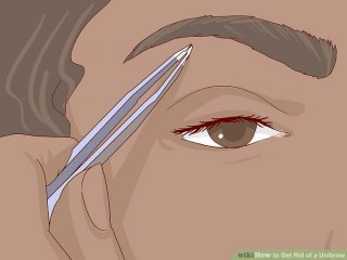 Image titled Get Rid of a Unibrow Step 5