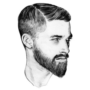 Men's 2016 Beard & Facial Hair Trends - The Shorter Long Beard