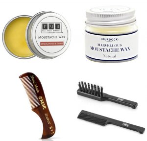 Moustache Guide Products
