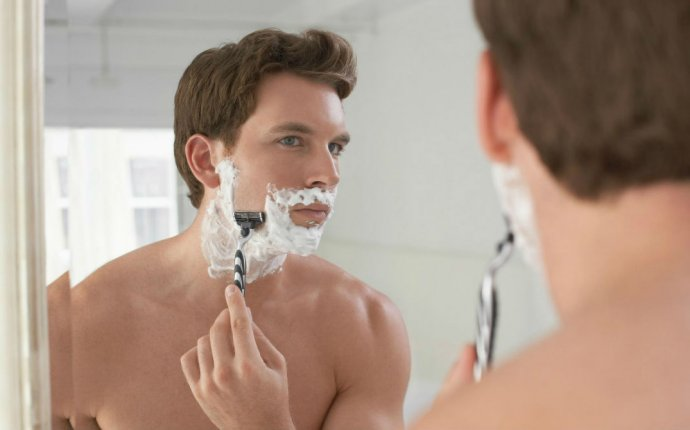 Mens who Shave Everything