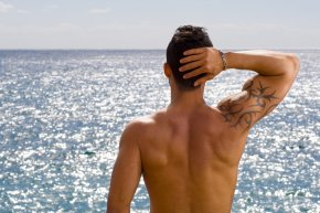 Summer is the perfect season for back hair removal.