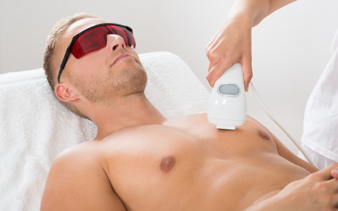 Laser Hair removal Home Device for Mens